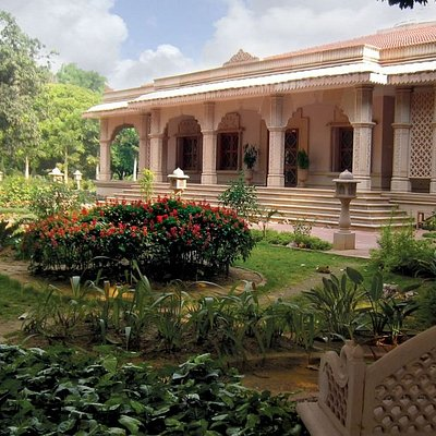 Meditation Center and Garden.