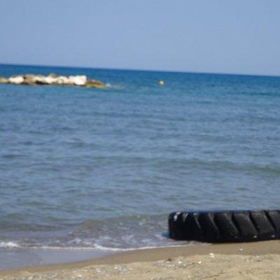 Polis beach