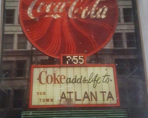 Poster coca cola