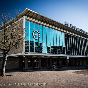 Front of Eindhoven Centraal station