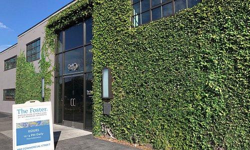 Exterior at 940 Commercial Street, Palo Alto, CA.