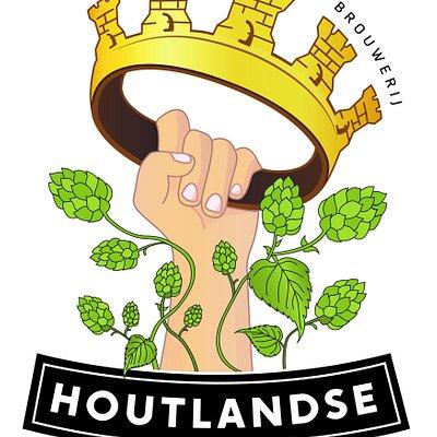 Logo van de artisanale microbrouwerij De Houtlandse Brouwers in hartje Torhout