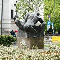 Pomnik żołnierzy Polskiej Organizacji Wojskowej