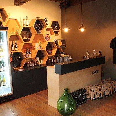 Shop de la Brasserie C