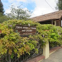 Olive Hyde Art Center and Gallery, Fremont, Ca