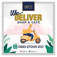 We deliver. Contact us by phone or Whatsapp at 082127000100