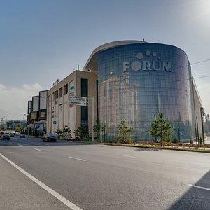 Крупнейший торгово развлекательный центр в Алматы