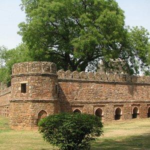 Tomb of Sikandar Lodi