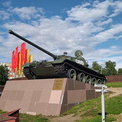 Мемориал славы, Сургут.