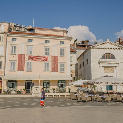 Dom Tartiniego w Piranie