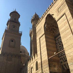 Madrasa of Sultan Barquq