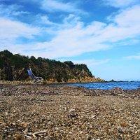 Пляж Mendolido. Чефалу (Mazzaforno), Сицилия