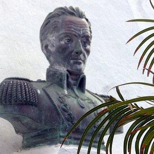 "Das sieht man im "" Parque Simon Bolivar "" So sah es im Februar 2020 dort aus..."