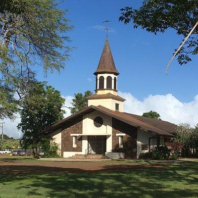 Liliuokalani Protestant Church Oahu, Hawaï