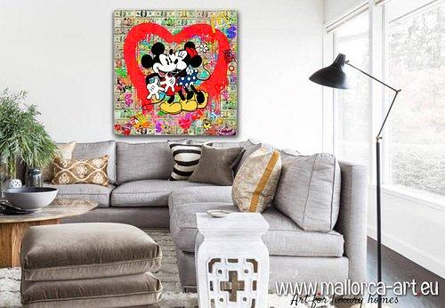Art for luxury homes www.mallorca-art.eu