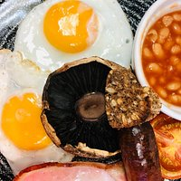 We have a vast range of breakfast options to choose from