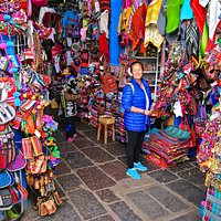 Souvenir hunters can pick up stuff for very reasonable prices