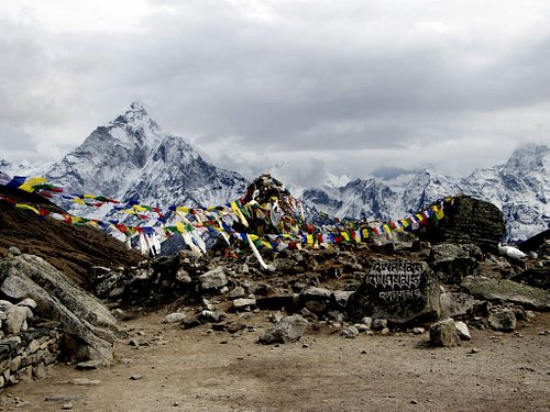 On the way of Everest Base Camp