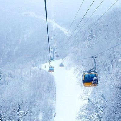 Winter 10 days Ski & Jeju & Mt Seorak & DMZ & Seoul on the end Nov to Jan