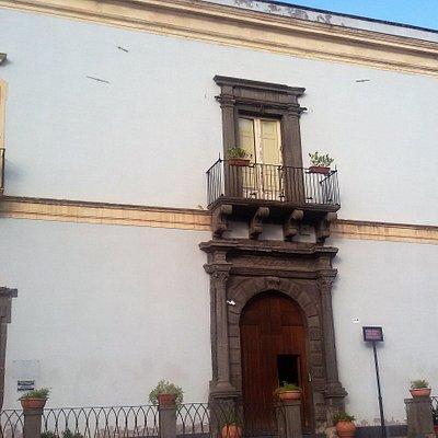 Palazzo Bianchi - Adrano.