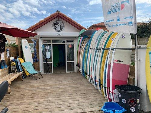 Ecole de Surf Supdivision Capbreton
