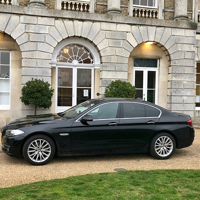Our BMW 5 Series Saloon is perfect for school transfers