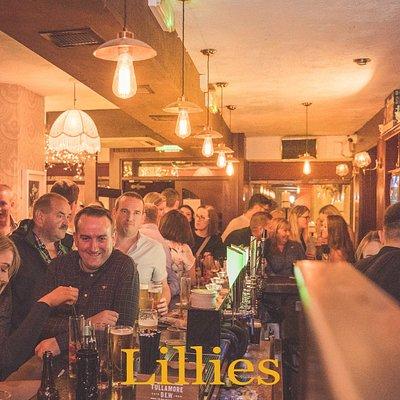 Big crowds in Lillies