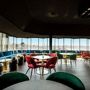 High Bar Stockholm | Interior