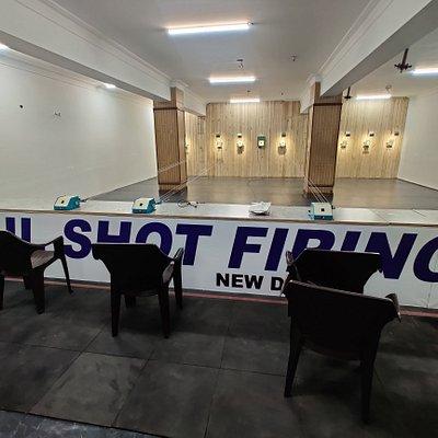 Soul Shot Firing Range Punjabi bagh club