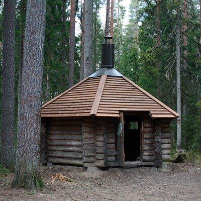 RMK Kukemetsa Лісовий будиночок