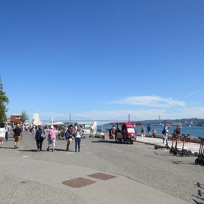 Waterfront Promenade Belém