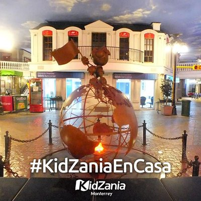Kals de KidZania Monterrey, nos veremos de nuevo muy pronto. #KidZaniaEnCasa.