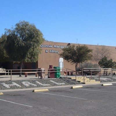 Quartzsite Municipal Center & Library