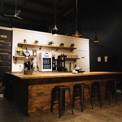 Smothie bar