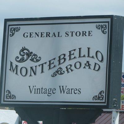 Montebello Road Vintage Wares General Store