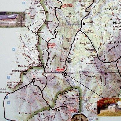 La mappa del territorio