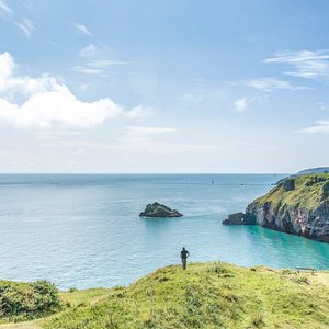 Torbay's most designated heritage site being a Special Area of Conservation, National Nature Reserve, Site of Special Scientific Interest and Scheduled Ancient Monument to name only four!