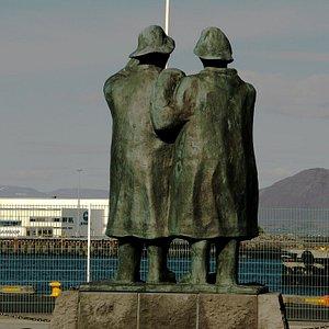 Statue Of Fishermen