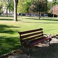 Il parco della Spianata