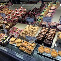 Nice treats @ the Dutch Bakery & Diner