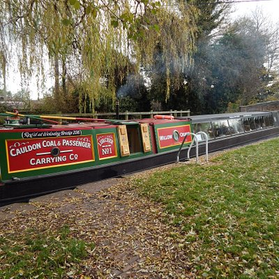 Willow Cruises introduce 'Lurcher'  their 70 foot passenger trip boat that has been built in the style of a traditional working narrowboat.  It can carry up to 12 passengers in its warm and comfortable cabin which also has a licensed bar onboard.