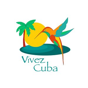 Logo Vivez-Cuba