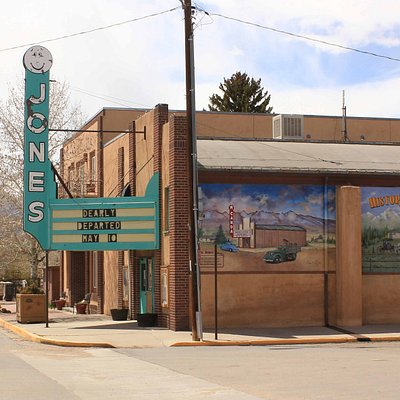 Jones Theater in Westcliffe, Colorado