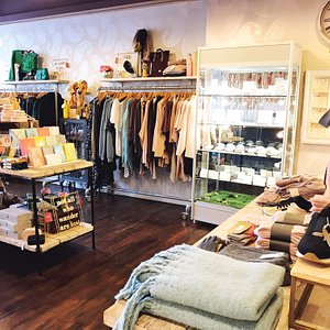 Beautiful accessories and gifts in our Southbourne store.