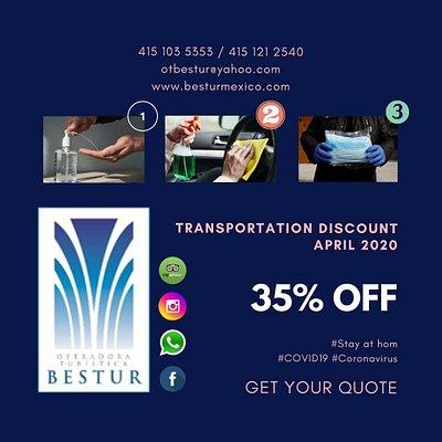 Contact us 415 103 5353 / 415 121 2540 otbestur@yahoo.com www.besturmexico.com