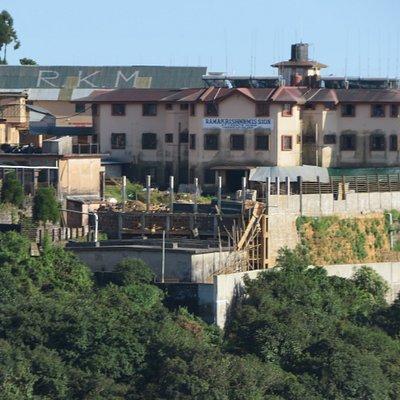 Ashram View II