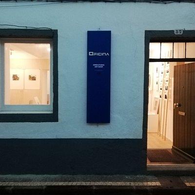 Local artist open studio & art shop