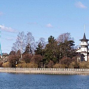 Moomin house tower