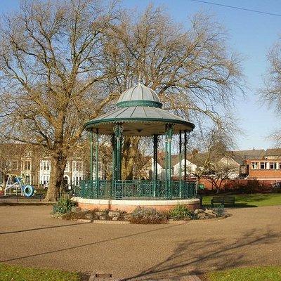Grange Gardens Bandstand