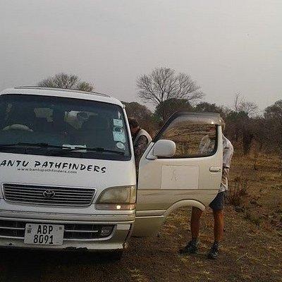 Airport Transfers in Livingstone, Zambia